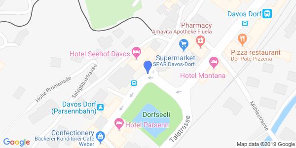 Hotel Seehof Davos, Arosa Lenzerheide Ski Packages 2019/20 - SnowPak
