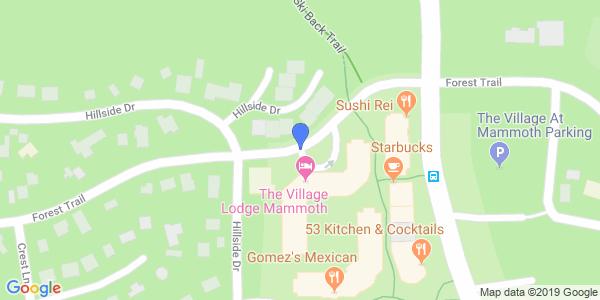 The Village Lodge, Mammoth Mountain Ski Packages 2019/20 ... on mammoth ski, mammoth utah, long valley caldera map, ski resort map, lake county california map, trail map, mammoth skatepark, mammoth yellowstone national park, old faithful yellowstone map,