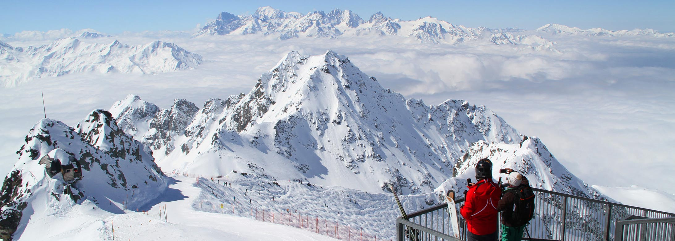 when is the best time to book a ski vacation? - snowpak