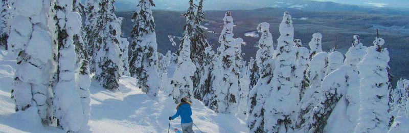 The 5 Best Ski Resorts near Kelowna