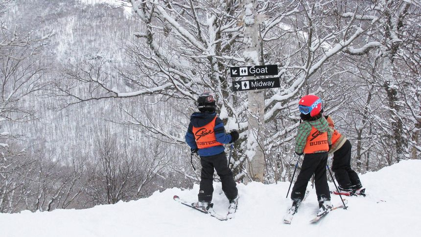 When Should Your Child Learn to Ski? - SnowPak