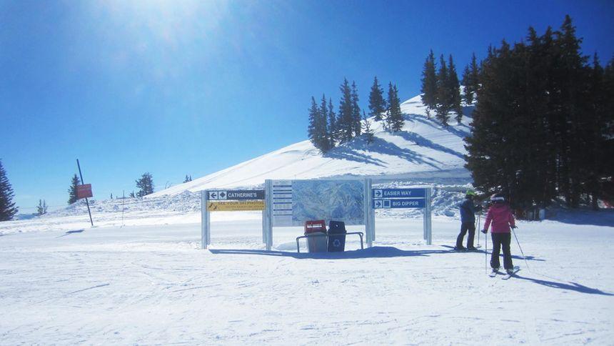 Alta Ski Resort terrain