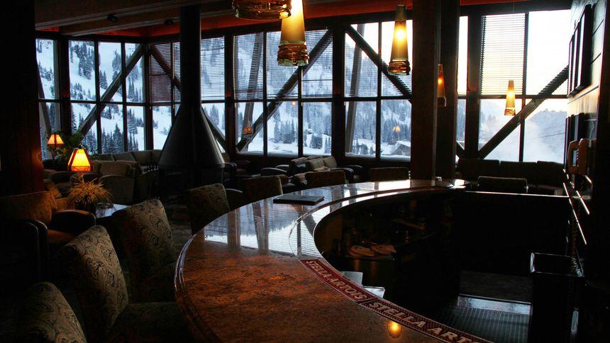 Alta Ski Resort restaurants