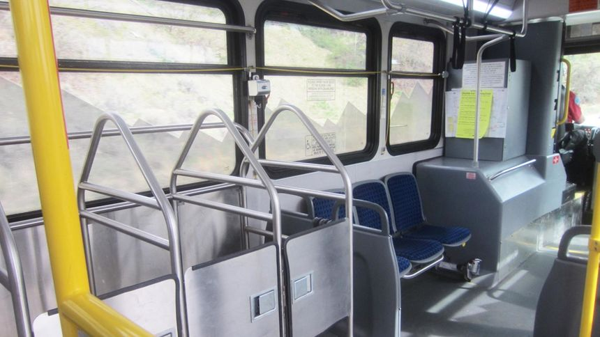 Getting to Alta Ski Resort by bus