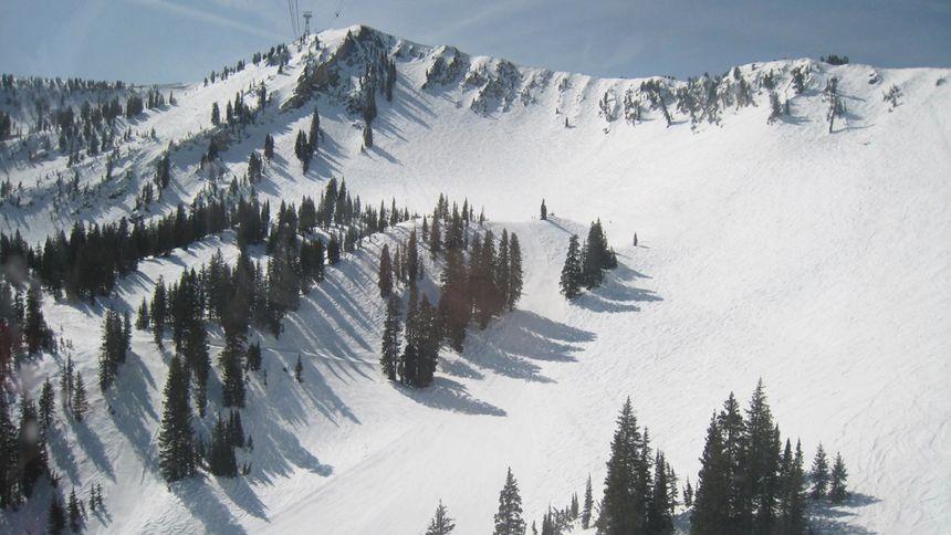Snowbird ski terrain status