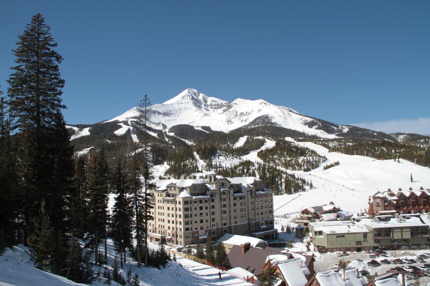 Big Sky Resort Hotels