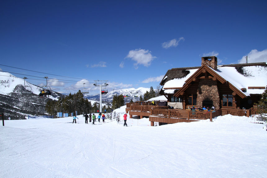 Part Of A Great Ski Week Is Unique Local Dining Sky S Mountain Village Offers Several Eateries