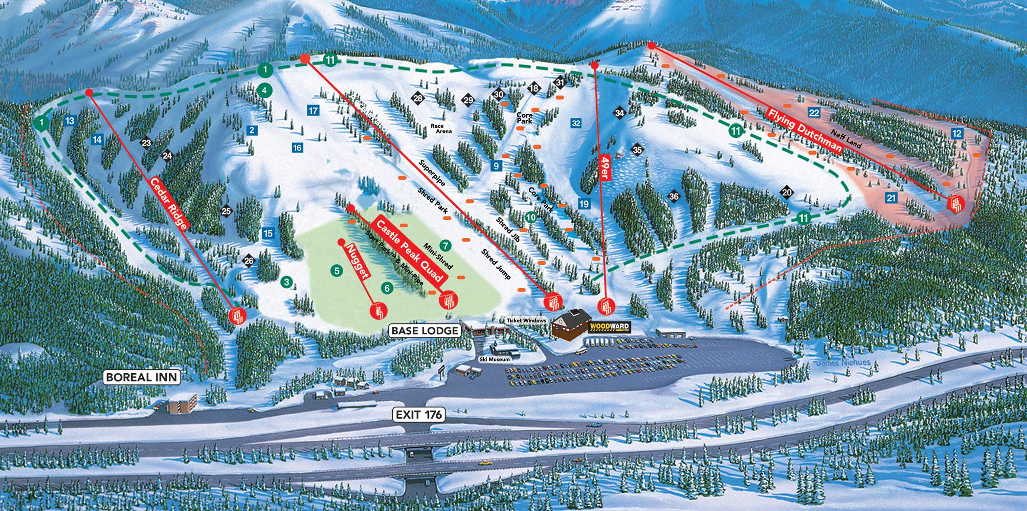 best of boreal mountain resort 2018 19 packages top tips snowpak
