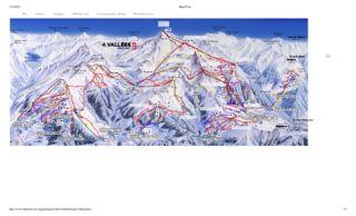Verbier map
