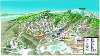Stowe Mountain Resort map