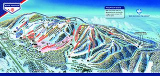 Boyne Mountain Resort map