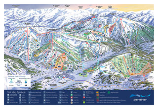 Perisher map