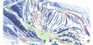 Canaan Valley Resort map