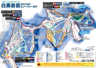Iwatake map