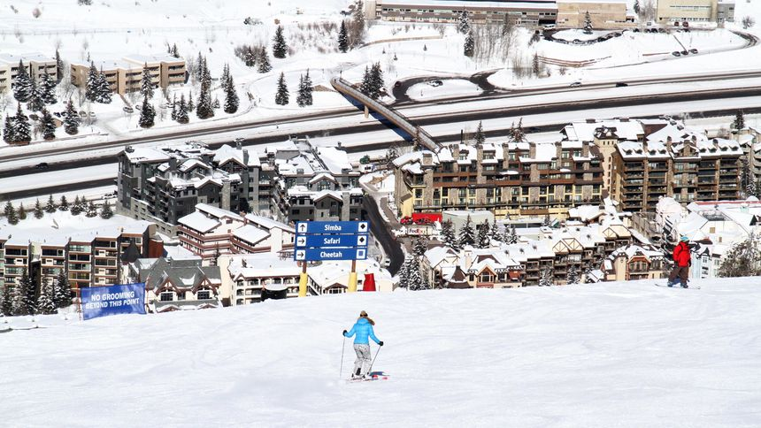 How to get to Vail from Denver Airport