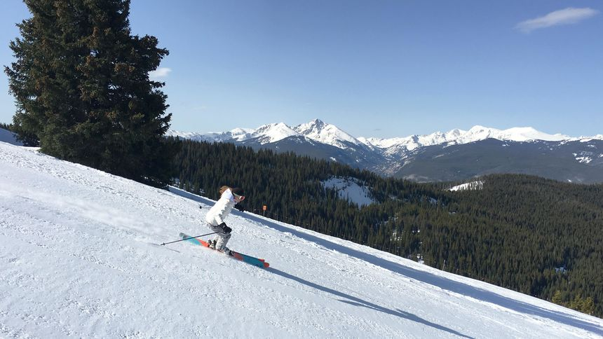 Vail terrain status for beginners