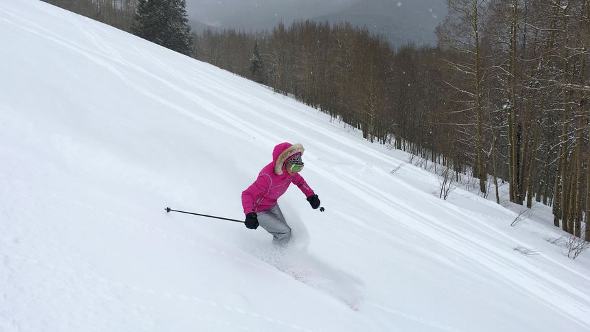 Vail terrain status for experts
