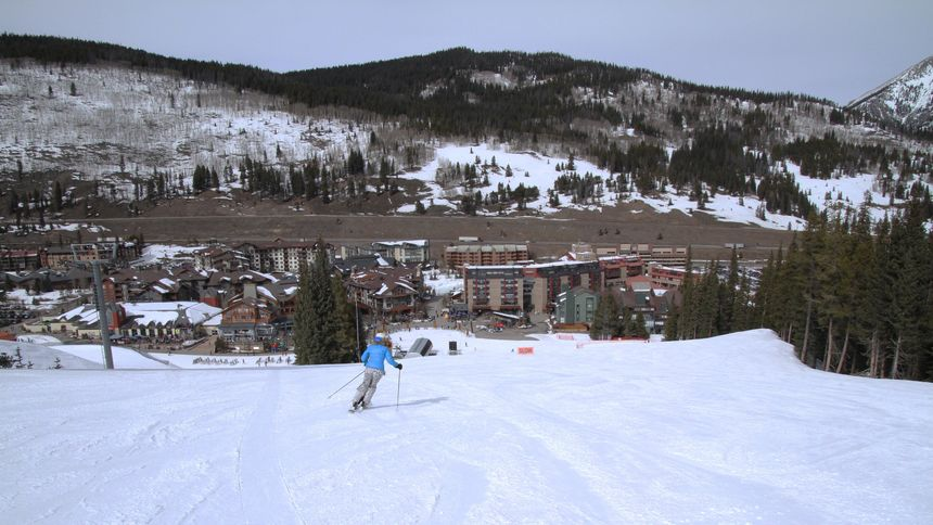 Copper mountain village