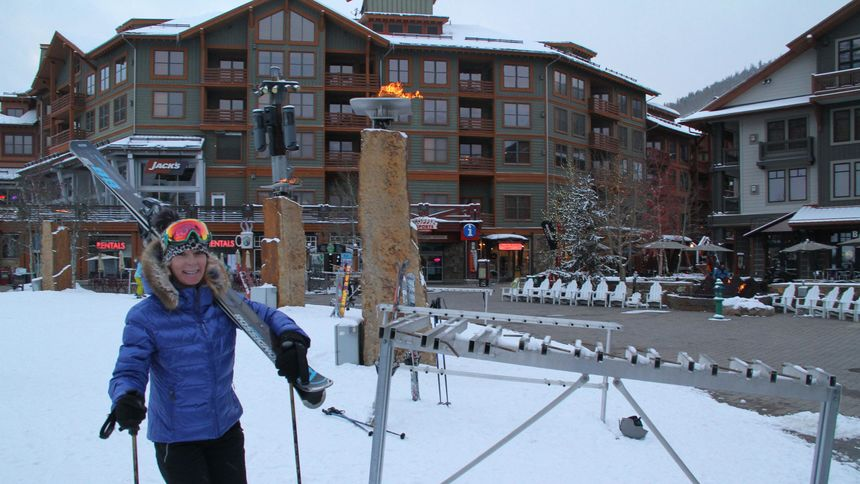 Copper Mountain dining and bar