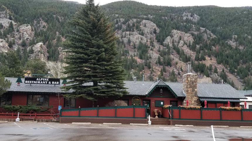 Alpine Restaurant and Bar Georgetown