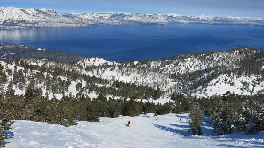 The 6 Best Lake Tahoe Ski Resorts - UPDATED 2020/21