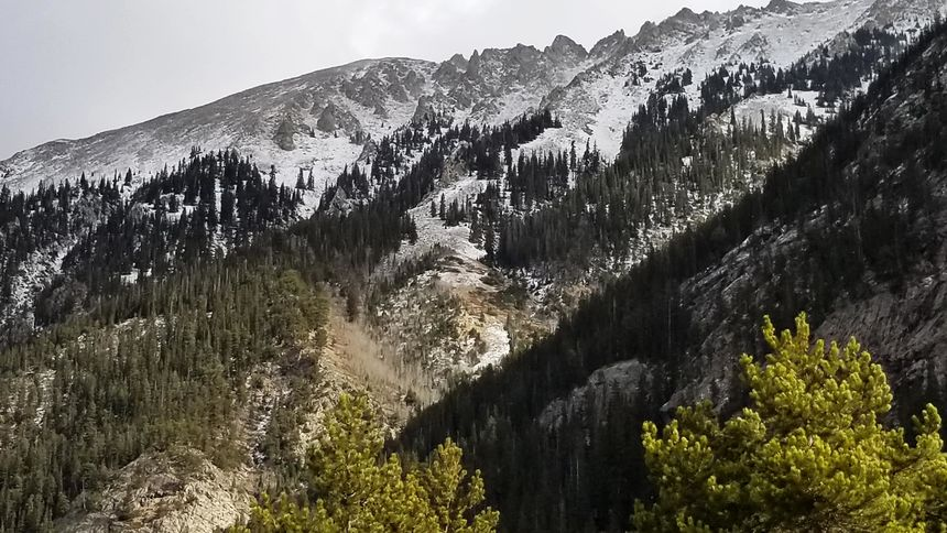 Ten Mile Canyon between Frisco and Copper Mountain