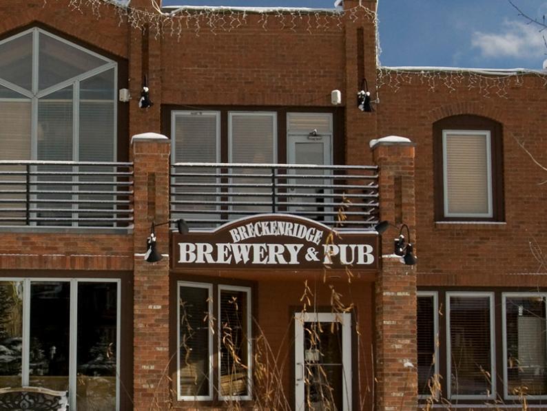 Breckenridge restaurants and bars