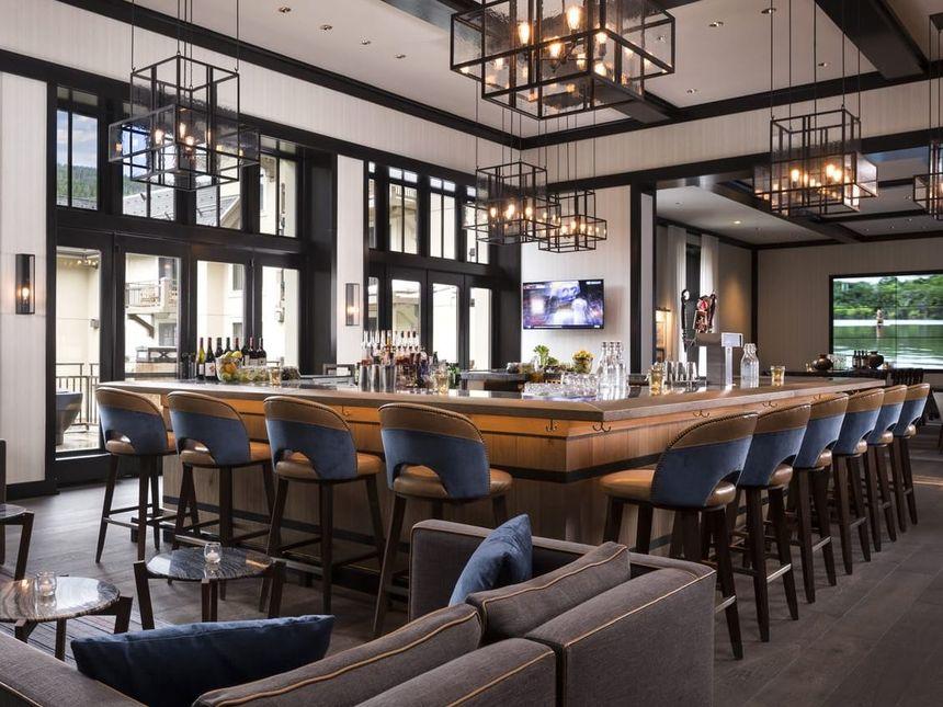 Restaurant and Bar at Vail Colorado