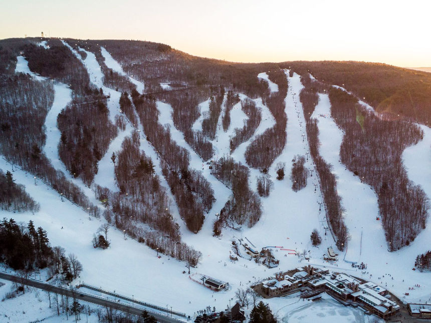 The 4 Best Ski Resorts in Massachusetts