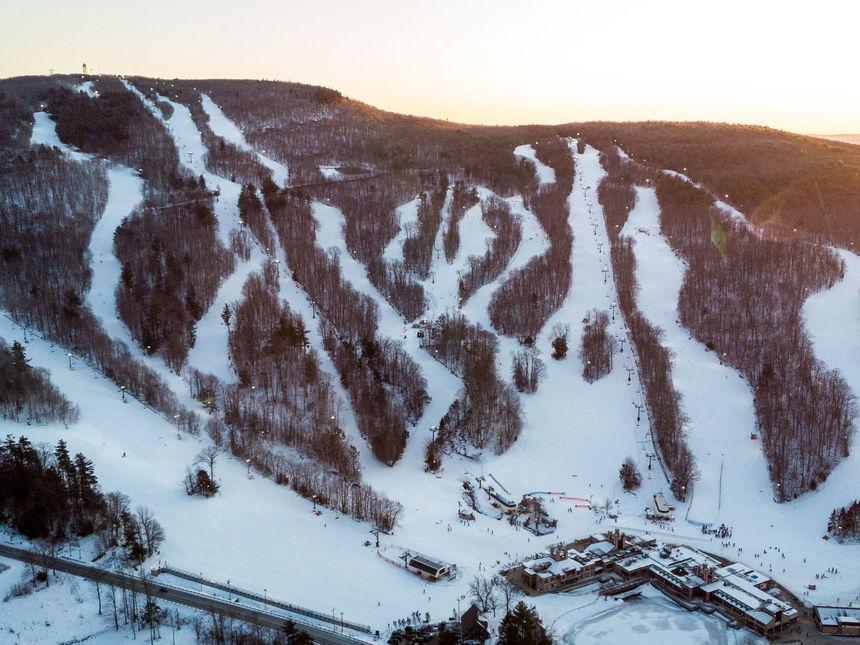 The 4 Best Ski Resorts in Massachusetts