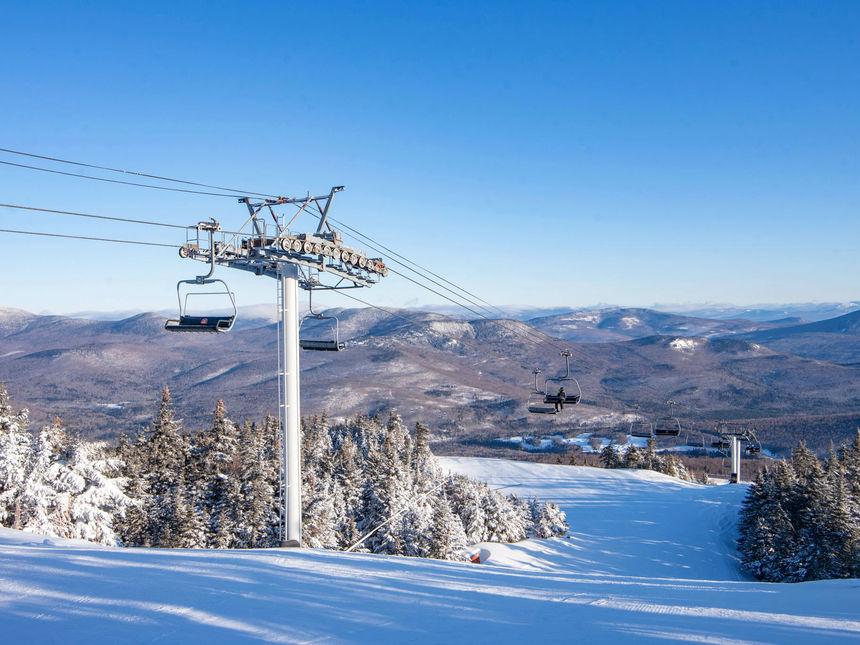 The 5 Best Ski Resorts in Maine