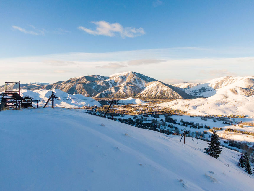 The 7 Best Ski Resorts in Idaho