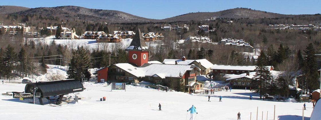 The 7 Best Vermont Ski Resorts - UPDATED 2019/20 - SnowPak Map Of Ski Va on