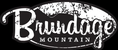 Brundage Mountain logo