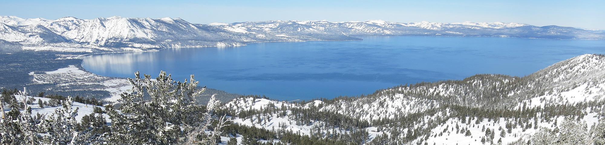 the 6 best lake tahoe ski resorts - updated 2018/19 - snowpak